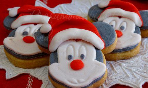 Biscotti di Topolino di Natale