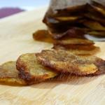 Patatine all'aceto balsamico
