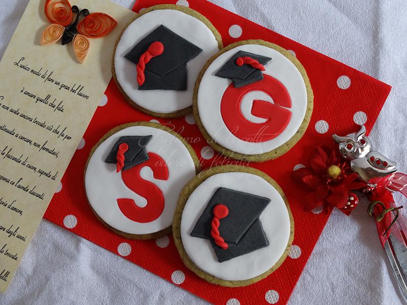 biscotti di laurea