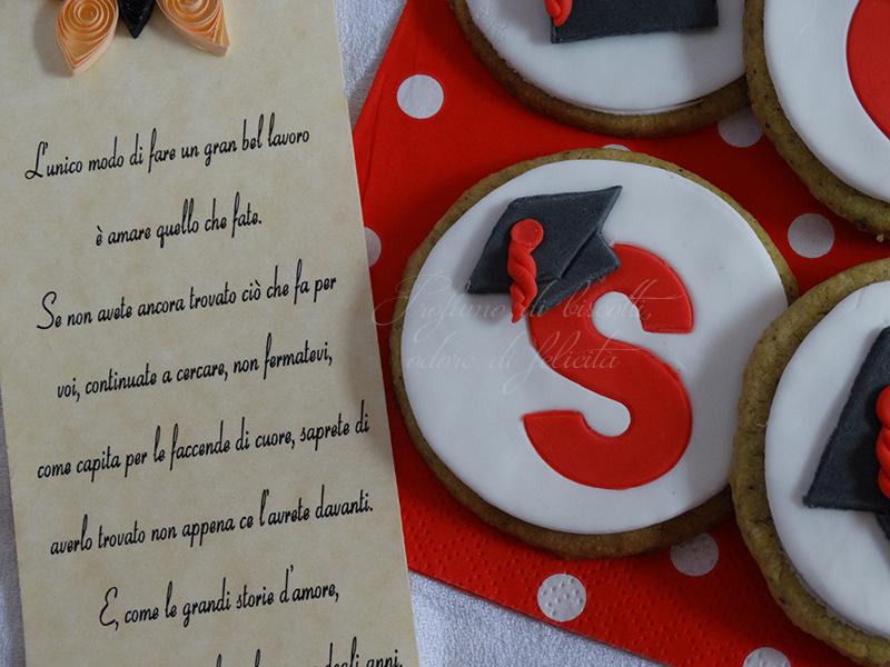 Top Biscotti di laurea   Profumo di biscotti, odore di felicità GJ33