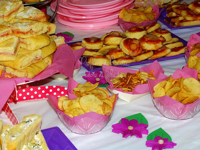 Molto Buffet da compleanno | Profumo di biscotti, odore di felicità QO73