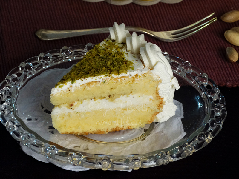 torta farcita alla ricotta