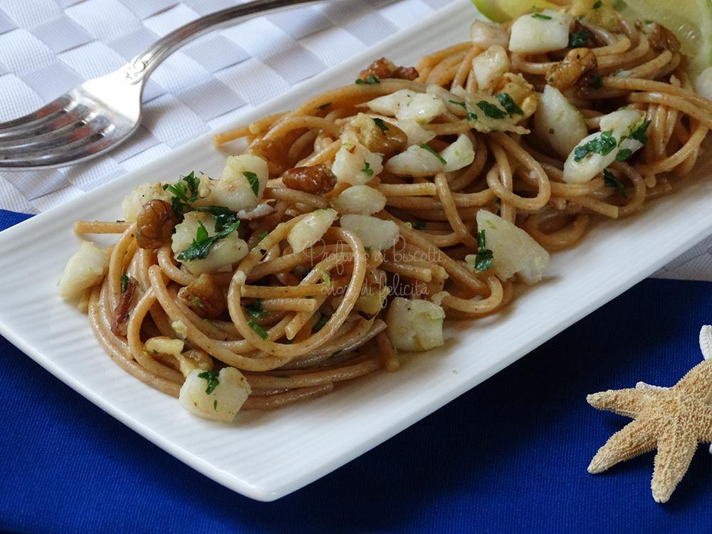 Spaghetti al pesce spatola o sciabola