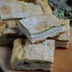 scacciata siciliana senza broccoli