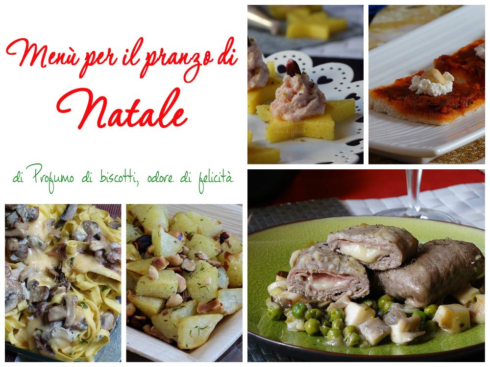 Men pranzo di natale 2015 idee per le feste - Menu per ospiti a pranzo ...