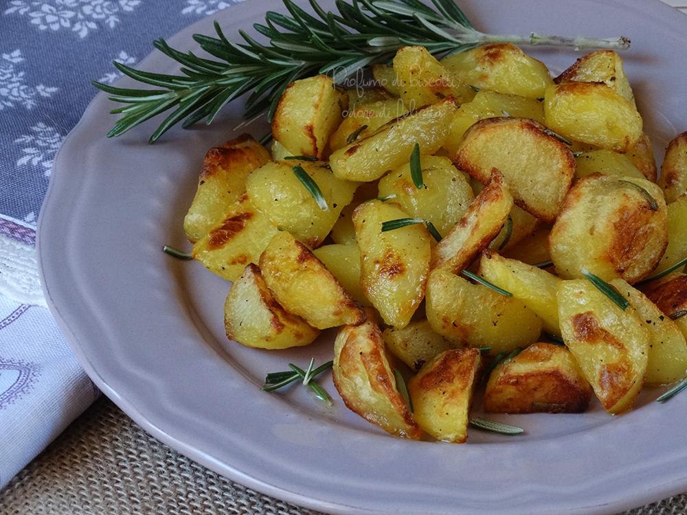 patate al rosmarino al forno