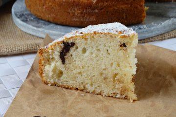 torta alla ricotta senza uova