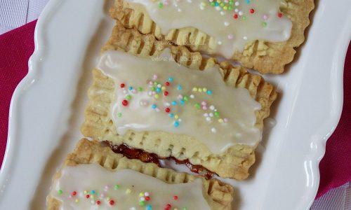 Pop Tart, biscotti ripieni – #SerialFood