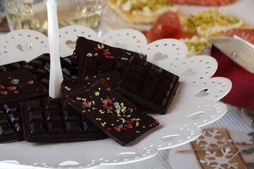 cioccolatini al sale