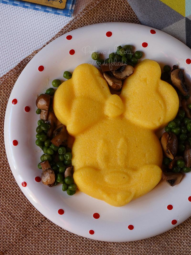 polenta per bambini