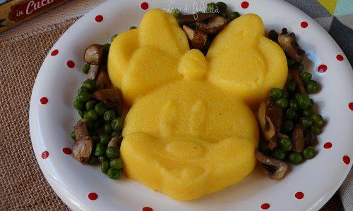Polenta per bambini #animatedfood