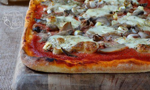 Pizza in teglia come al panificio