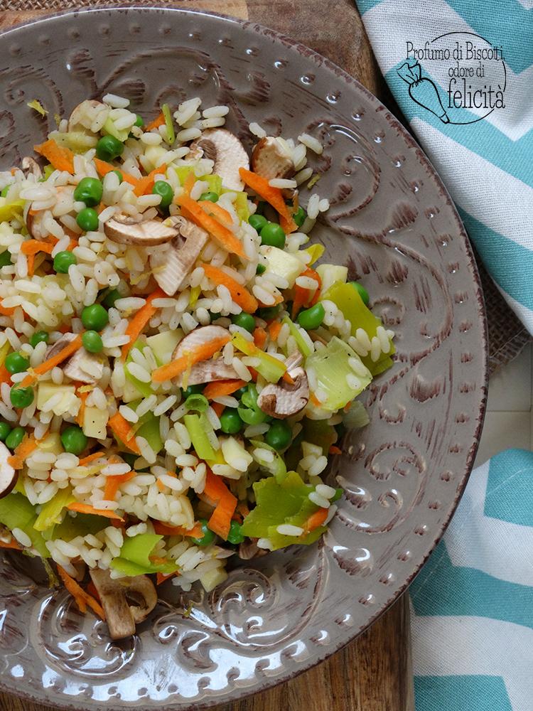 insalata di riso facile