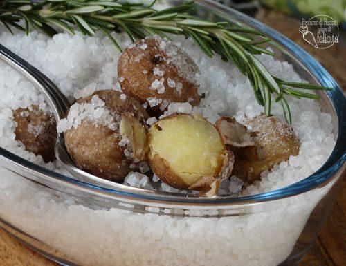 Patate al sale