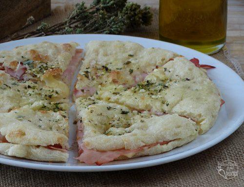 Pizzolo o pizza ripiena – ricetta tipica