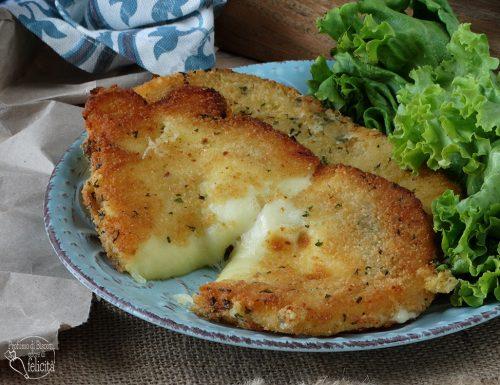 Cotolette di formaggio