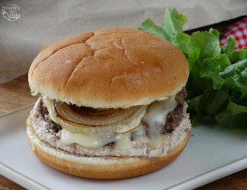 Hamburger al taleggio