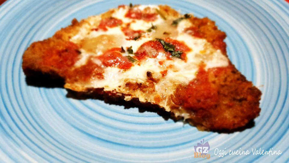 Cotoletta alla pizzaiola