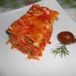 Lasagna napoletana a modo mio