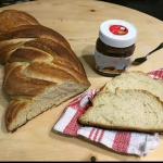 Treccia pan brioche soffice