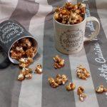 Popcorn al caramello salato