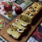Plumecake ricotta, mele e cioccolato