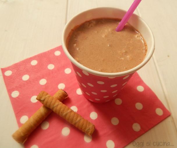 milkshake alla nutella