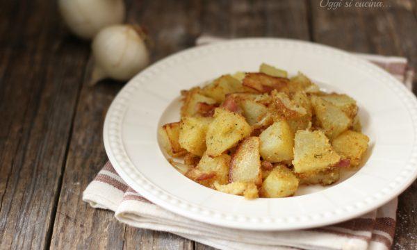 Patate e cipolle sabbiose