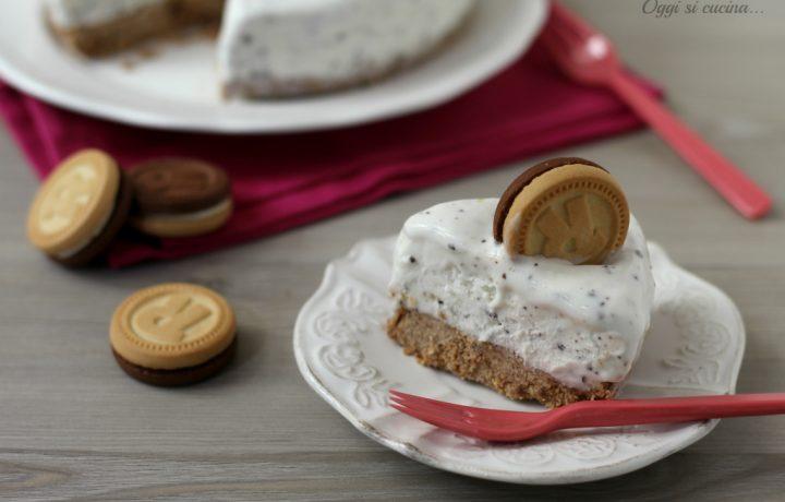 Torta gelato ai ringo