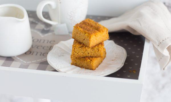Torta di mandorle e carote senza glutine