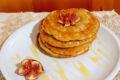 Pancakes fichi e mandorle senza zuccheri aggiunti