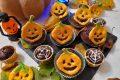 Muffin di halloween al cioccolato