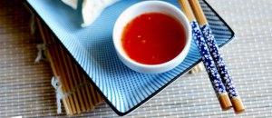 Salsa agrodolce ( Cina)