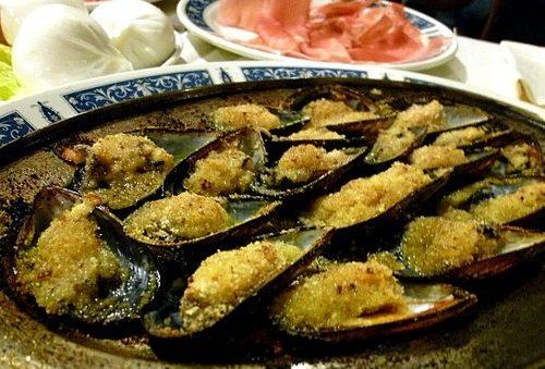 Le cozze arraganate (Puglia)