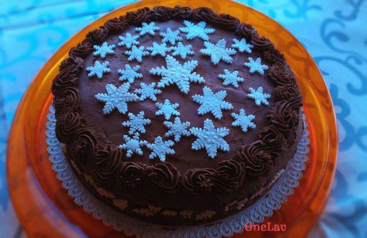 Ganache al cioccolato di Knam
