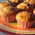 muffin con yogurt e bacche di goji