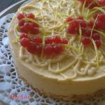 Cheesecake mango onelav