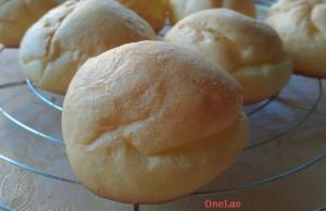 pasta choux all'olio di Knam