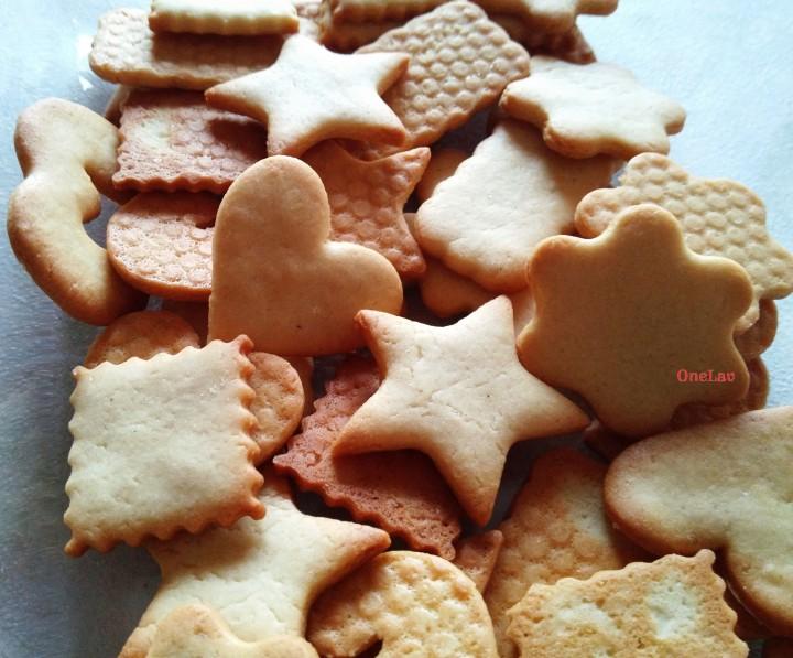 biscotti speziati senza uova e senza burro