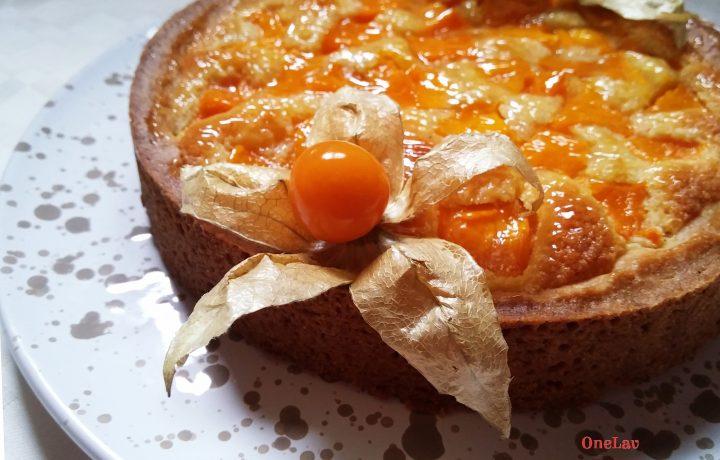 Crostata con frangipane e frutta di Knam