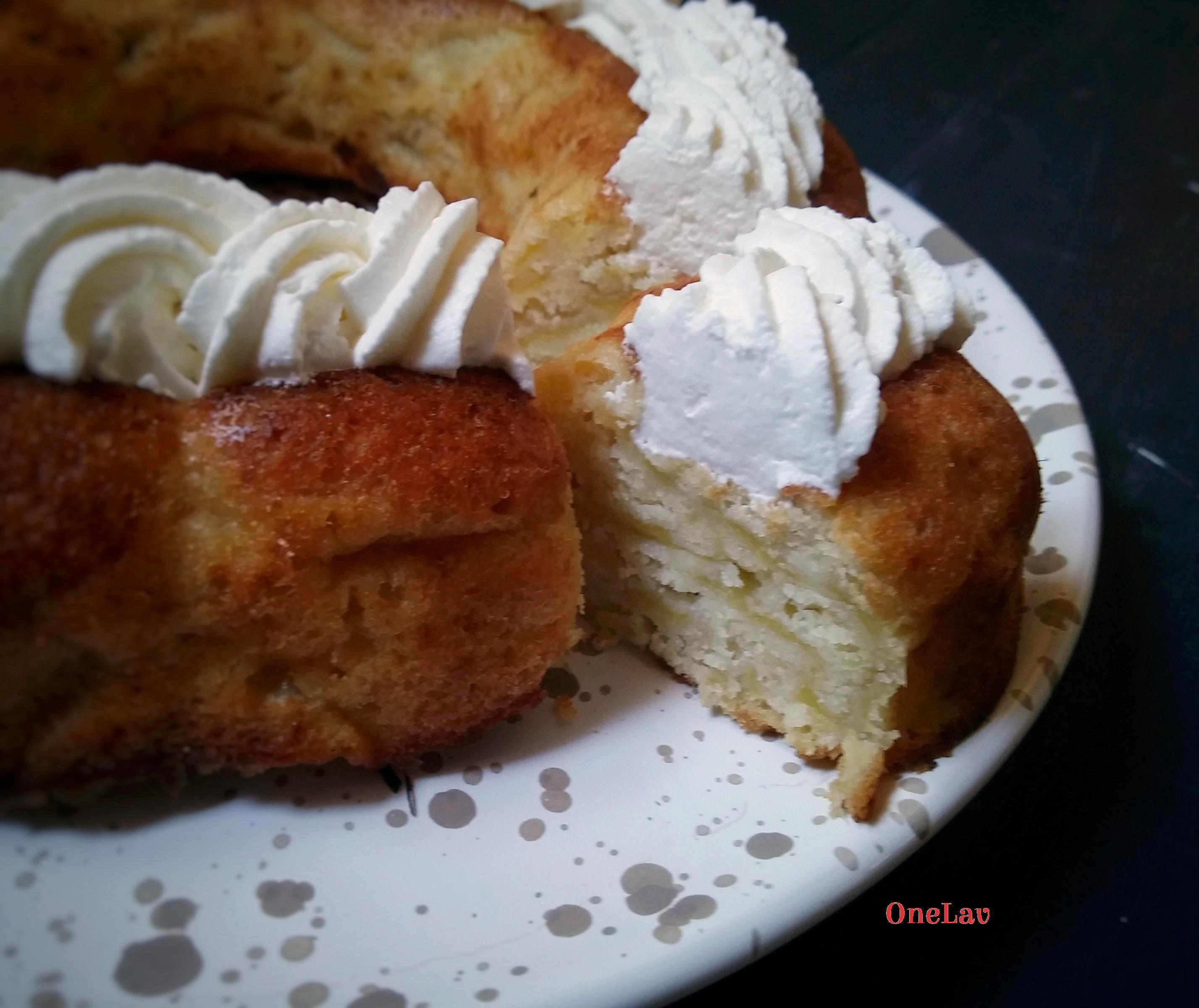 Cheesecake yogurt greco e ricotta senza cottura | OneLav