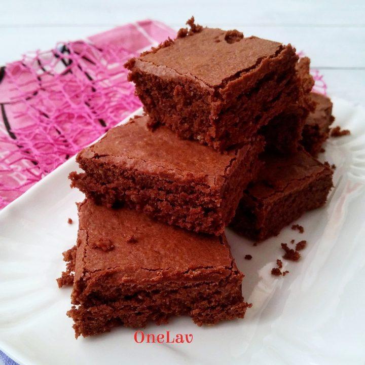 brownie di Damiano Carrara