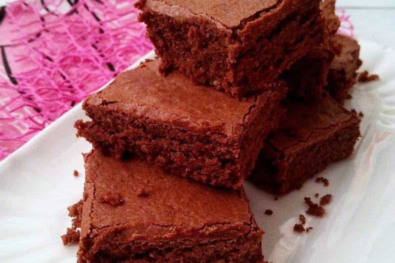 Il brownie di Damiano Carrara bellino bellino