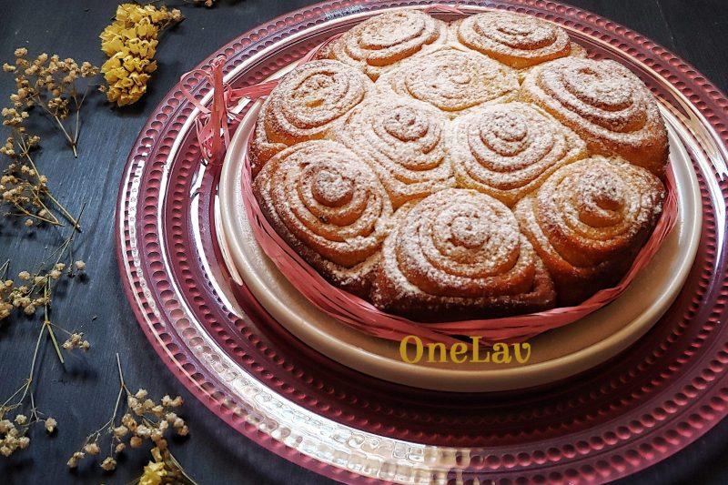 La torta di rose di Montersino