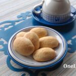 biscotti al latte da inzuppare