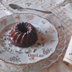 budino al cacao e cocco con agar agar