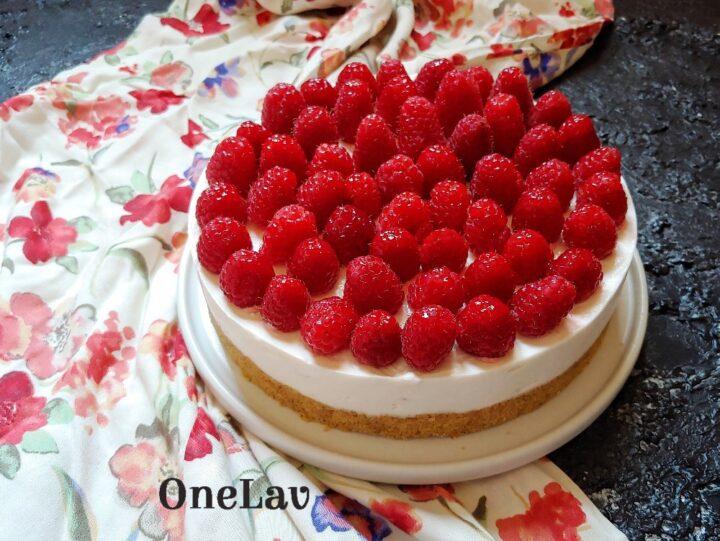 cheesecake con philadelphia e yogurt