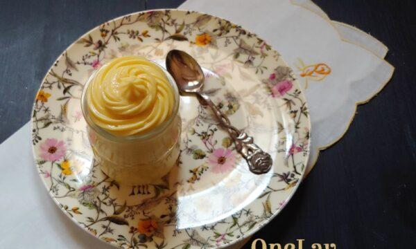 La buonissima crema pasticcera di Rita Busalacchi