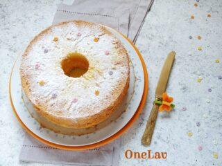 Chiffon Cake di California Bakery