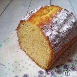 plumcake all'olio di Massari
